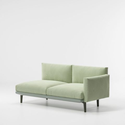 Boma Right Corner 2 Seater End