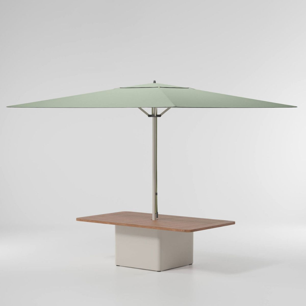 Meteo Steel Centre Table Base Parasol
