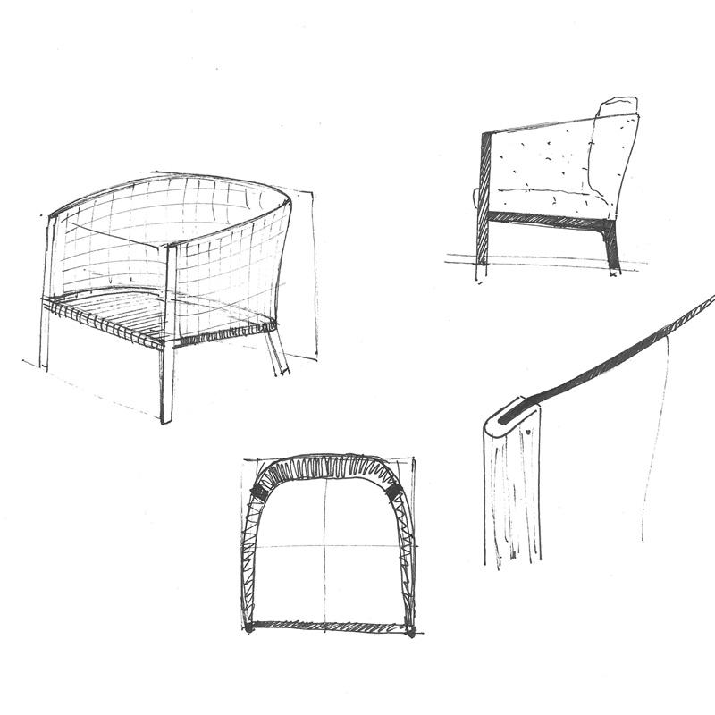 Giro Van Duysen sketches