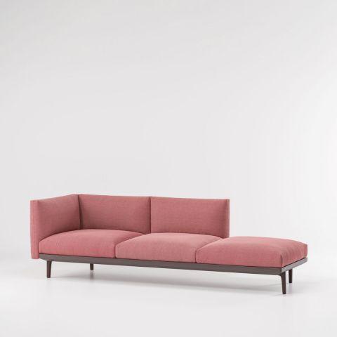 Boma sillón esquinero izquierdo de 3 plazas