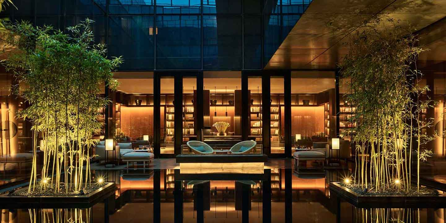 Kettal Contract - The PuXuan Hotel and Spa
