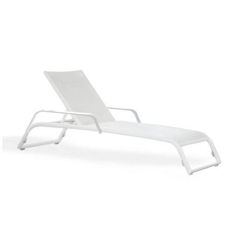 Basics Duo - Chaise longue avec accoudoirs