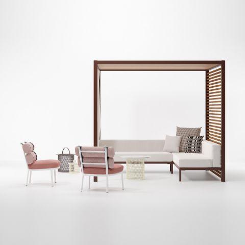 Gazebo lounge