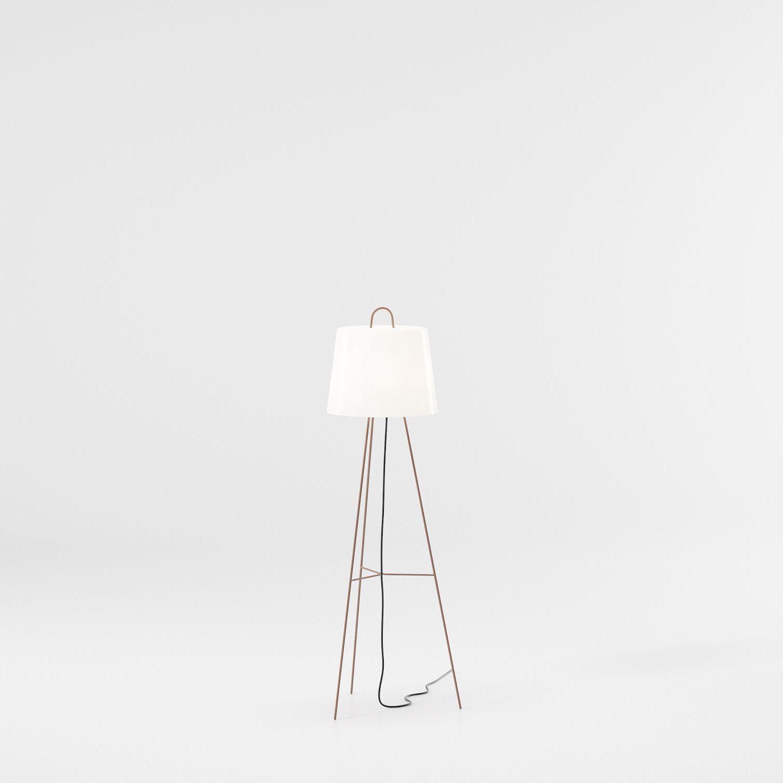 Objects Mia lampada da terra L