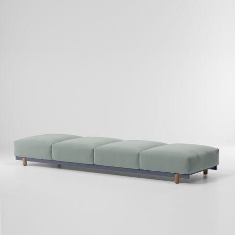 Molo Bank 4-Sitzer