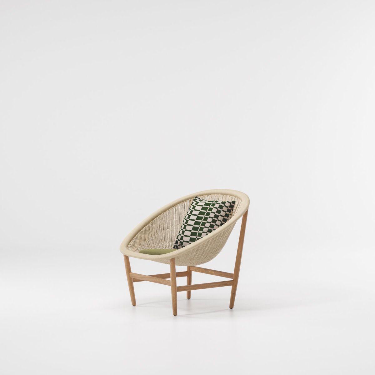 Basket Outdoor Club Chair