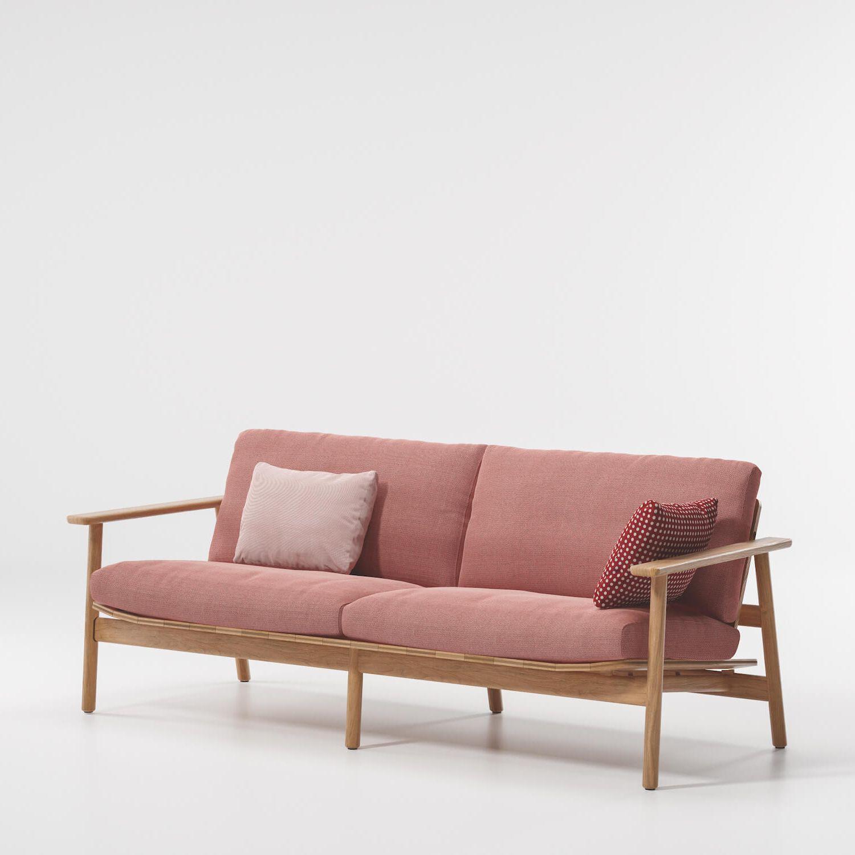 Riva 3 Seater Sofa