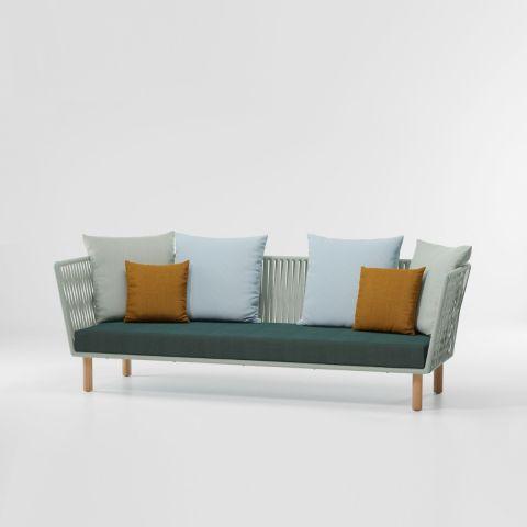 Bitta sofá de 3 plazas Bela Rope