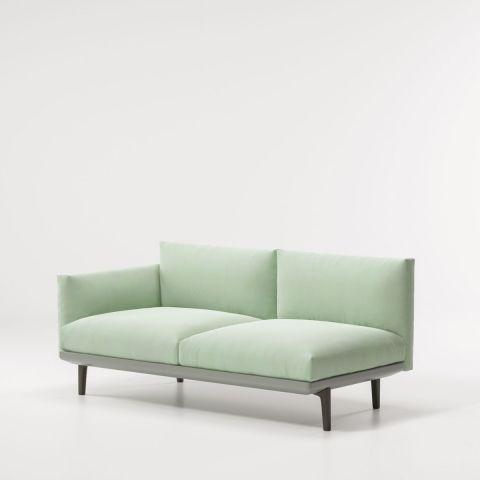 Boma sillón esquinero izquierdo de 2 plazas