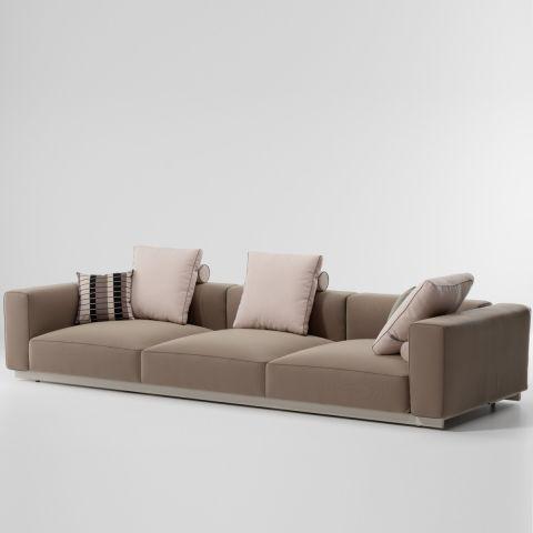 Molo 3-Sitzer-Sofa XL