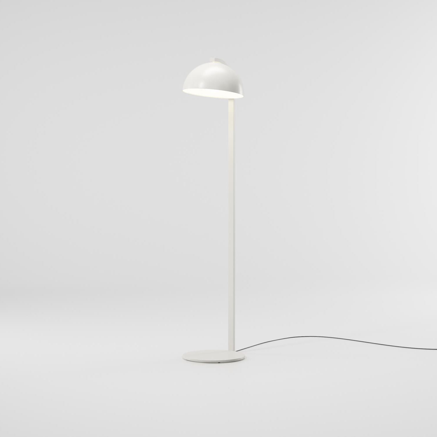 Objects Half Dome Floor Lamp