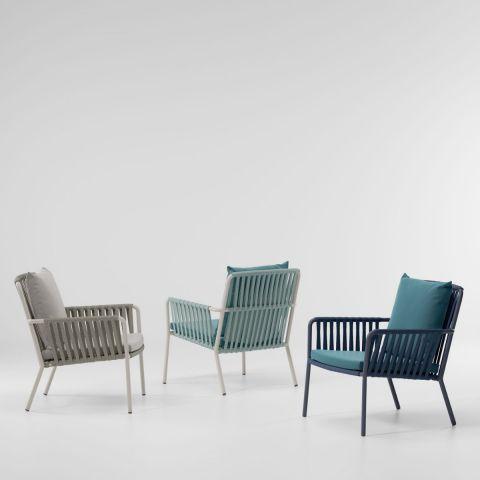 Neuer Net Club-Sessel