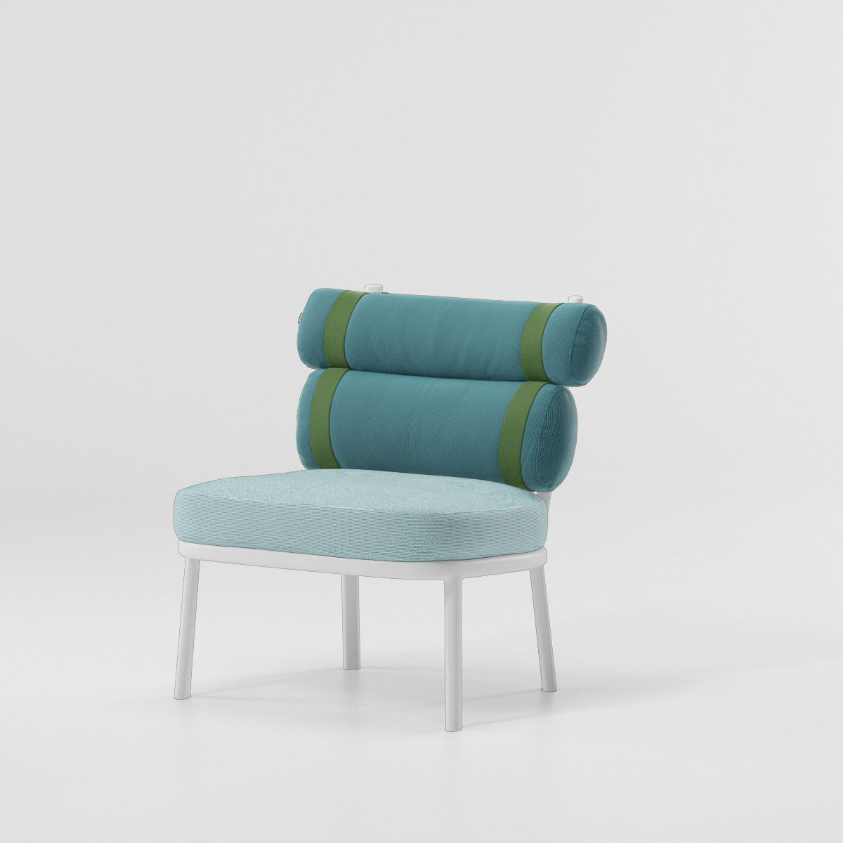 Roll Club Chair