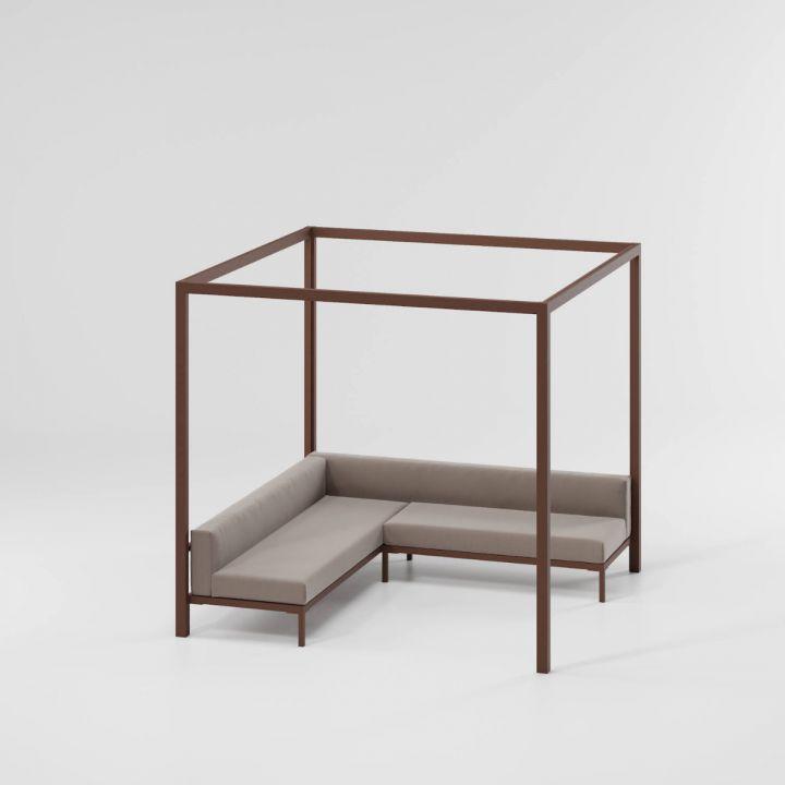Lounge Pavilion - Banc d'angle