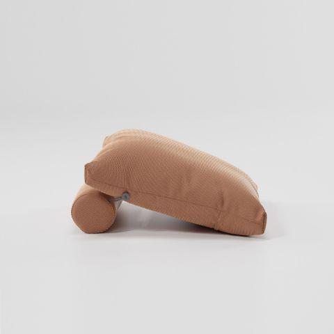 Molo cuscino schienale con Roll